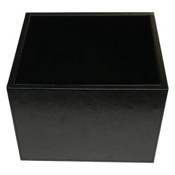 Faux Lather Box